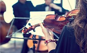 école de musique - concert