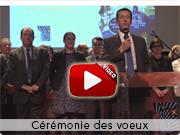 Retour en vidéo sur la cérémonie des voeux