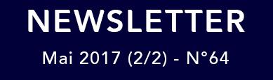 Newsletter du mois de mai de la ville de Saint-Médard-en-Jalles