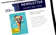 newsletter de juin