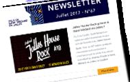 newsletter de juillet