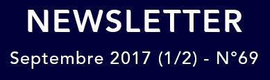 Newsletter du mois de septembre de la ville de Saint-Médard-en-Jalles
