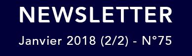 Newsletter du mois de janvier de la ville de Saint-Médard-en-Jalles