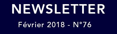 Newsletter du mois de février de la ville de Saint-Médard-en-Jalles