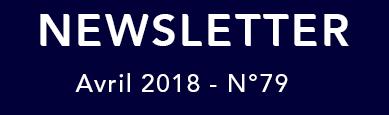 Newsletter du mois d'avril de la ville de Saint-Médard-en-Jalles