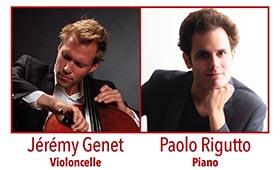 Concert et Masterclass à l'école de musique