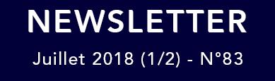 Newsletter du mois de juillet de la ville de Saint-Médard-en-Jalles