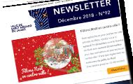 newsletter de décembre