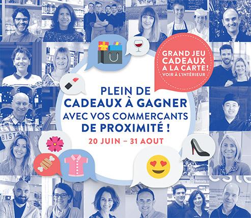 À Saint-Médard-en-Jalles, le commerce de proximité a plus d'un visage !