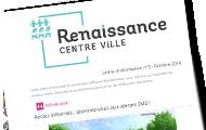 newsletter Renaissance n°3