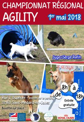 Championnat d'Aquitaine d'Agility