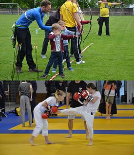 Enquête sport féminin et jeune
