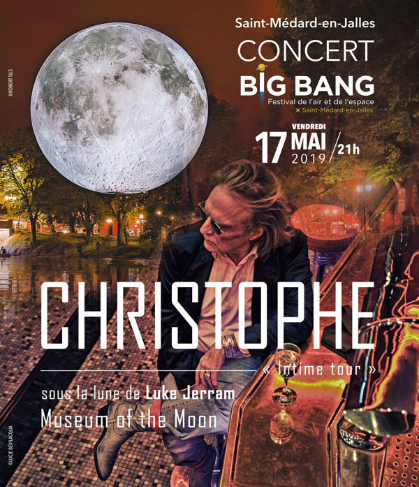 Concert Christophe