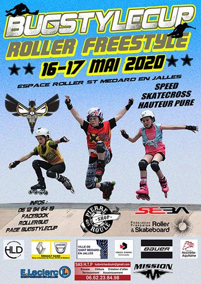 Bugstylecup roller 2020