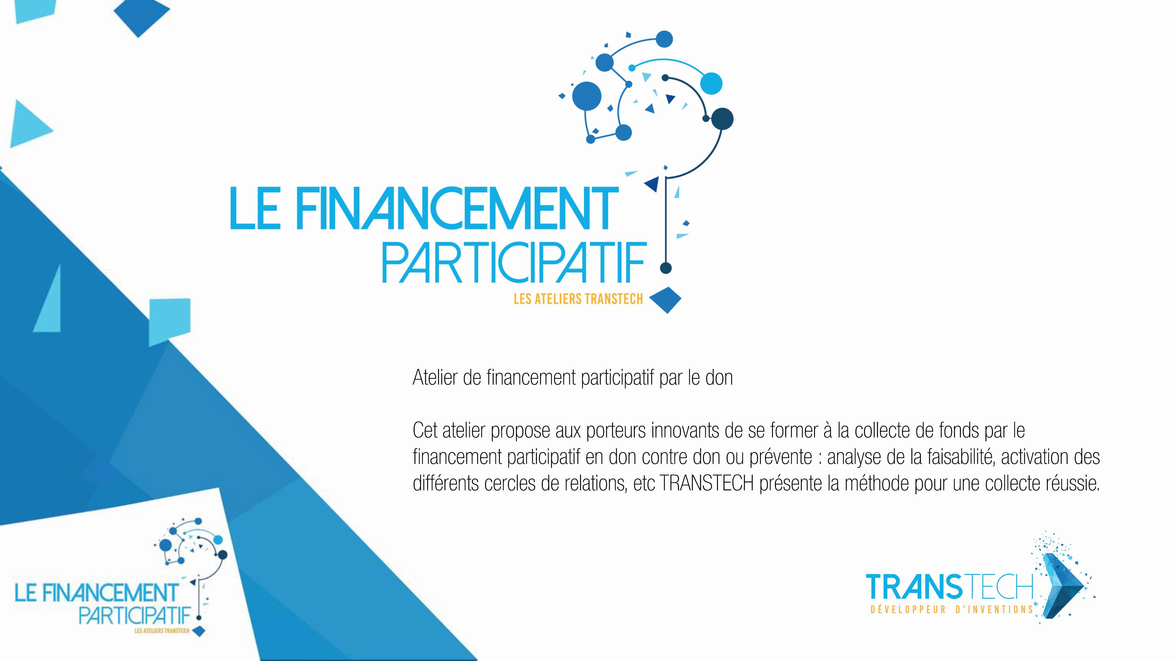 financement participatif Transtech