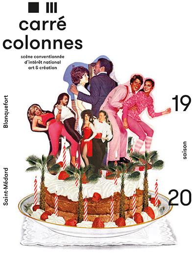 Carré-Colonnes saison 2019-2020