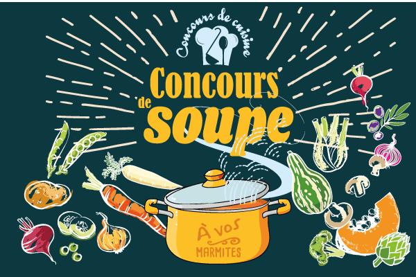 Concours de cuisine : la soupe