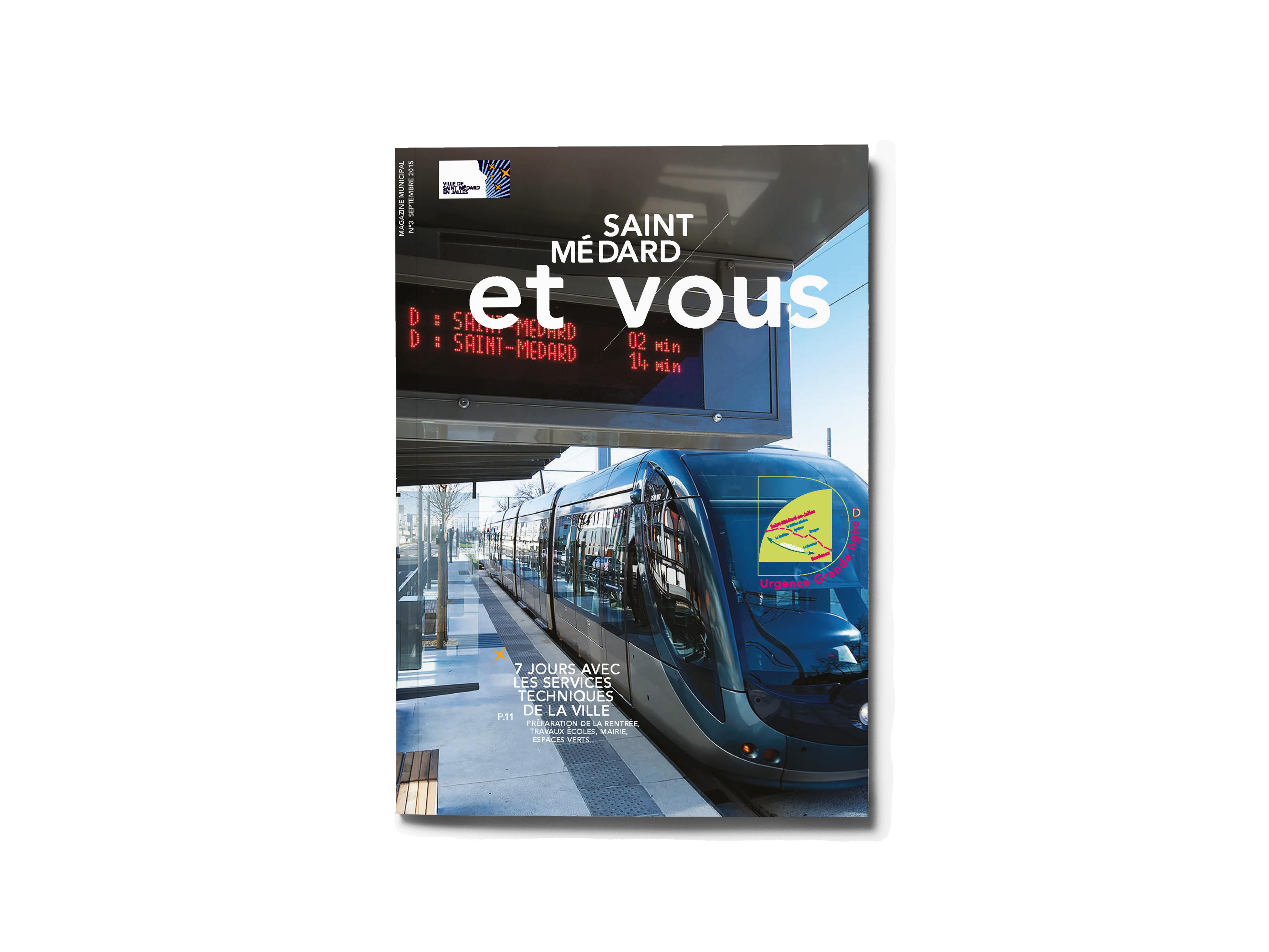 Tissus St Medard En Jalles 7 jours avec les services techniques de la ville