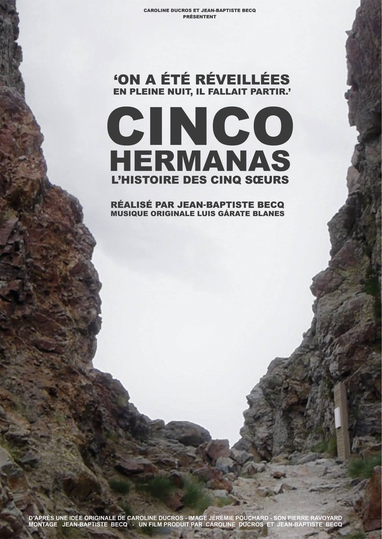 Mois du film documentaire 2019 - Cinco Hermanas