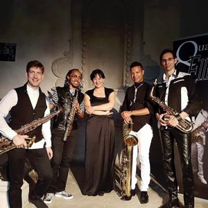 Quatuor Ellipsos et Marie-Josèphe Jude