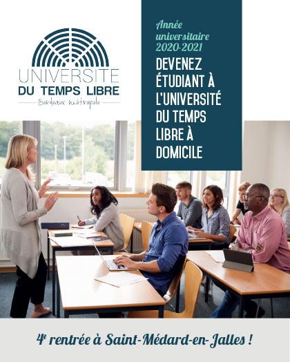 Université du Temps libre 2020-2021