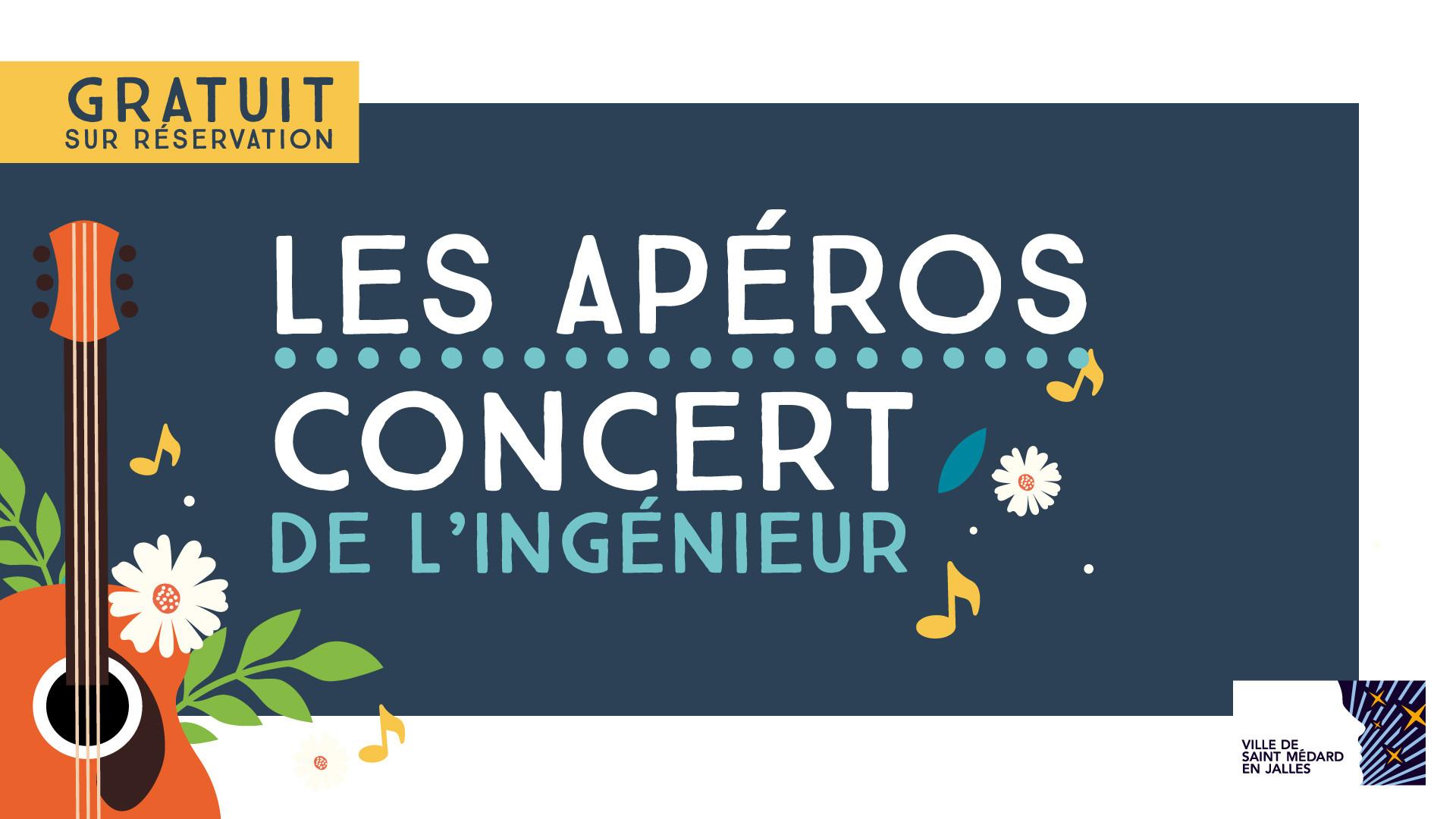 Apéros concerts de l'Ingénieur