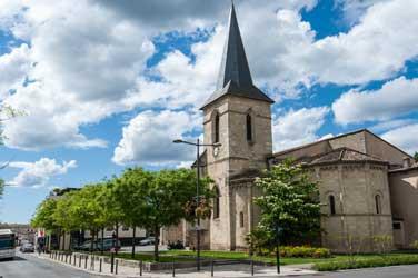 Église de la mairie de Saint-Médard-en-Jalles