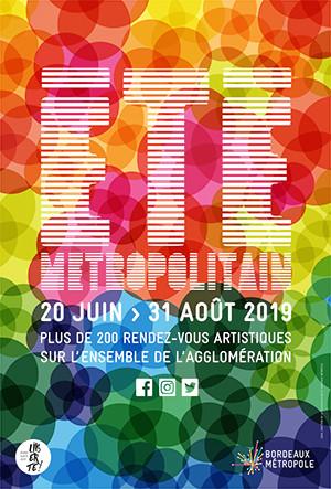 Été métropolitain, 8e édition