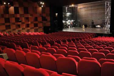 Grande salle du cinéma l'Étoile