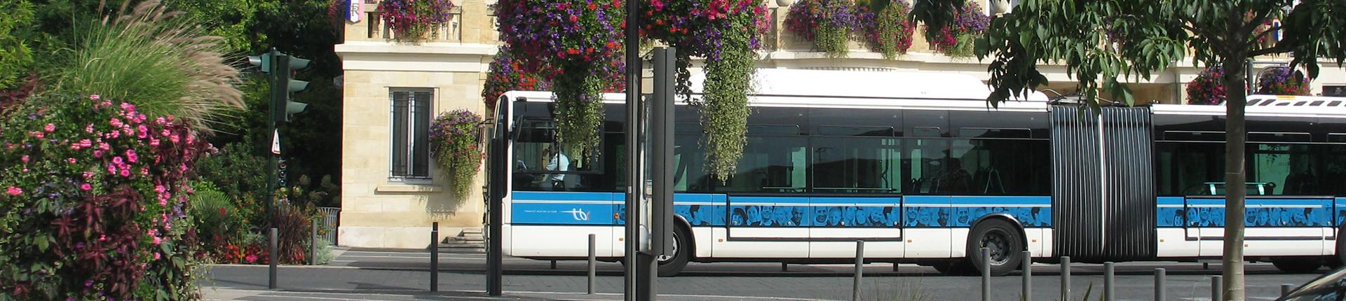 Carte Tram Bordeaux Demandeur Demploi.Saint Medard En Jalles