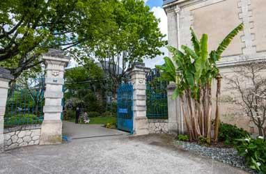 Parc de la mairie de Saint-Médard-en-Jalles
