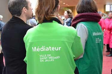 Service municipal de médiation